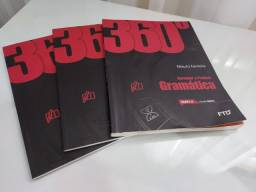 Livro Ftd 360° Gramática Parte 2