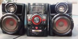 Mini system LG 120 W