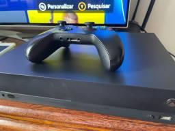 Xbox one X 1tb.