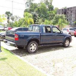 S10 Executive 4X4 Turbo Diesel Electronic MWM, Cabine Dupla, 2007