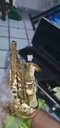 Saxofone alto harlem...
