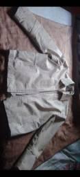 Jaqueta de couro Legitima