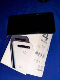 LG K 61 novo na caixa , vendo ou troco pelo iPhone 7 phus