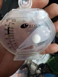 Densimetro de precisão de sal pra aquário