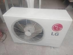 Split LG 24 mil BTUs completo top semi novo