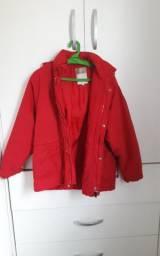 Parka ou casaco de inverno