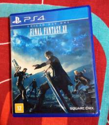 Jogo PS4 Final Fantasy XV