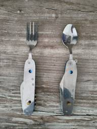 Mochila curtlo com canivete
