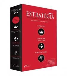 Box O Essencial da Estratégia - Novo e Lacrado!