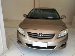 Corolla 2009 XEI 1.8 cambio manual