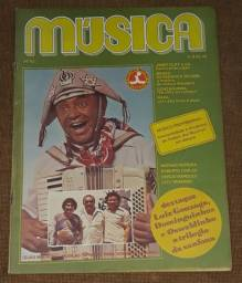 Revista Música n. 42 - Luiz Gonzaga Dominguinhos e Oswaldinho