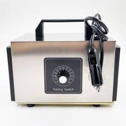 Gerador de ozônio automotivo 12 vts 10 gramas profissional
