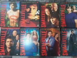 Dvd de Smallville