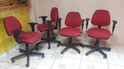 Vendo cadeiras de escritório
