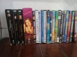 Lote Com 20 Dvds Originais Diversos