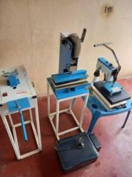 Máquinas de sandália compacta print
