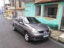 Clio 2007 FLEX 1.6 16v Completo