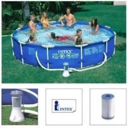 piscina Intex 6.500 l estrutural