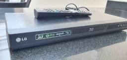Blu-ray dvd player 3d LG BD660