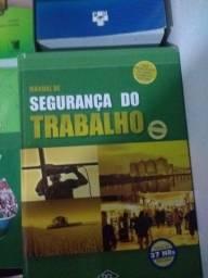 Kit de livros segurança do trabalho Nr's