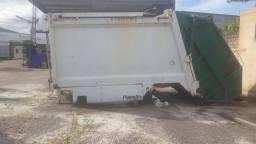 Compactador de lixo