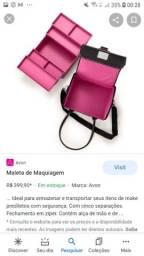 MALETA EM COURO A OFICIAL DO BBB