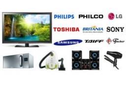 Conserto em tv som e microondas domicílio