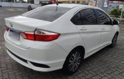 Honda City EXL , 2019, único dono, todo revisado, com garantia de fábrica.