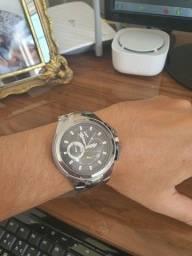 Relógio Exchange Armani Ax uax1039/z aço