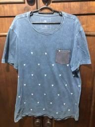 Camiseta Rip Curl tamanho G
