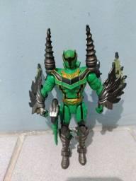 Título do anúncio: Power Ranger força mística dragão verde
