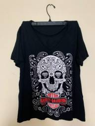 Título do anúncio: Camiseta feminina