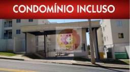 Apartamento com 3 dormitórios para alugar, 72 m² por R$ 1.200/mês (CONDOMÍNIO INCLUSO) - C