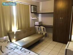 Apartamento com 1 dormitório à venda, 25 m² por R$ 56.000 - Centro - Residencial Aquaville
