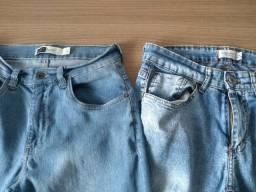 Calças Jeans Masculinas por R$ 45 cada - Tam 38