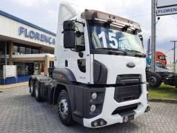 Ford Cargo 2842 6x2 2015 Automático