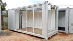 Venda! Container para Escritórios, Lojas e Clinicas (Alto Padrão)