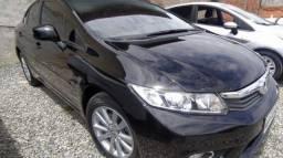 Civic lxr 2014 completo flex Automatico 2.0