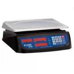 Balança Comercial Elgin DP1502 2g/15KG com Bateria