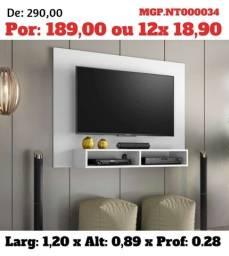 Painel de televisão até 49 Plg-Sala de Estar- Painel de TV- Liquidação em MS