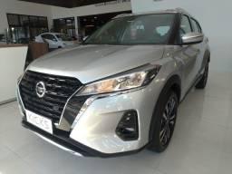 Novo Nissan Kicks Advance CVT