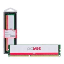 Memória PcYes Udimm 4Gb Ddr3 1600Mhz