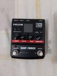 Simulador de Amplificador Nux Amp Force - Usado