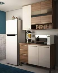 Armário em MDF Cozinha 2 Peças Napoli Prime Móveis Ronipa (Novo) Promoção