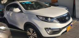 Kia Motors / Sportage 2.0 LX Flex ( Único Dono)