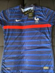 Título do anúncio: Camisa Seleção França NIKE - TAM M
