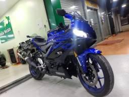 Yamaha YZF R3 2020 Esta de 0km venha conferir