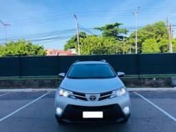 Toyota RAV4 2.0 4x4 2014/2014, ÚNICO DONO, TOP DE LINHA, ESTADO DE ZERO KM!!!