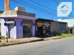 Título do anúncio: Loja à venda, 100 m² por R$ 185.000,00 - Carmelo - Montes Claros/MG