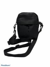 Shoulder bag bolsa lateral pochete unissex promoção
